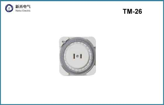 TM-26 Time Switch