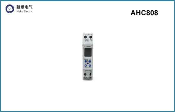 AHC808 220V-240V Digital Time Switch, Weekly Programmable Timer